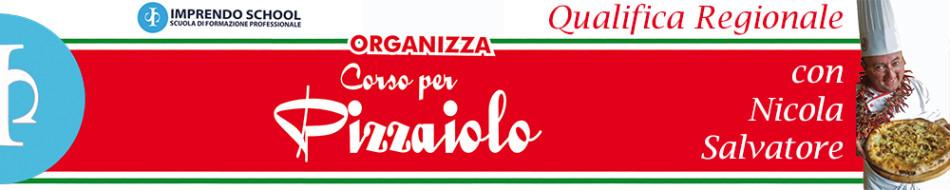 corso per qualifica regionale di pizzaiolo